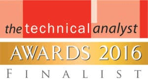 Tony was the only Australian finalist nominated for Best Bank FX Research & Strategy at the 2016 Technical Analyst Awards.
